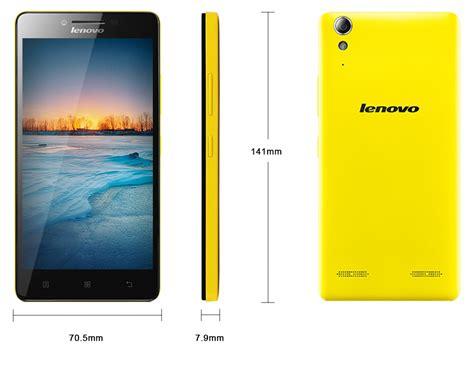 Hp Lenovo Note K3 harga lenovo k3 note 2 jutaan dengan ram 2gb segiempat