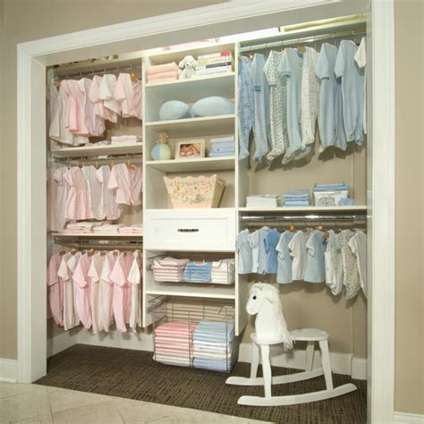 baby closet organizer ideen closet organizer with drawers and rods for babies