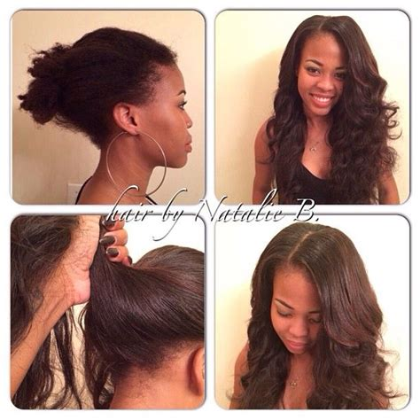 pictures of weaves on white women with short hair 279 best before after hair extensions images on