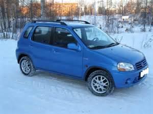 Suzuki Ignis 2002 2002 Suzuki Ignis Pictures