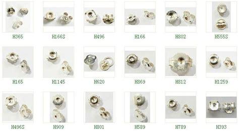 earrings different types of stud earring backs