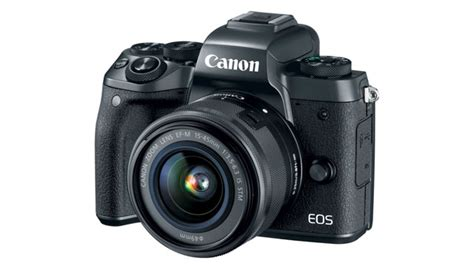 canon mirrorless dslr canon brings a dslr like experience with their new m5