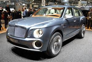 Bentley Suv 2015 Cars Model 2013 2014 2015 Bentley Suv Given Green Light