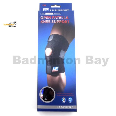 Lp Knee Support Open Patella Lp 758 lp support open patella knee support 758