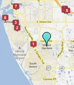 venice florida map hotels motels near venice gardens fl see all discounts