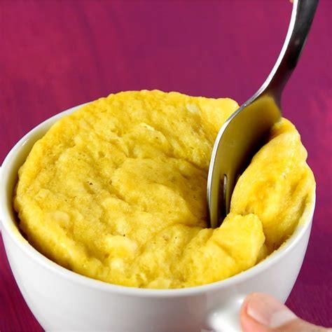 4 recetas cenas saludables menos 5 minutos pastelito en 5 minutos de pl 225 tano receta el microondas