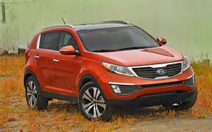 Kia Sportqge 2012 Kia Sportage Reviews And Rating Motor Trend