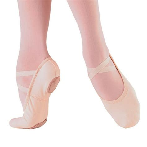 so danca stretch canvas ballet shoe