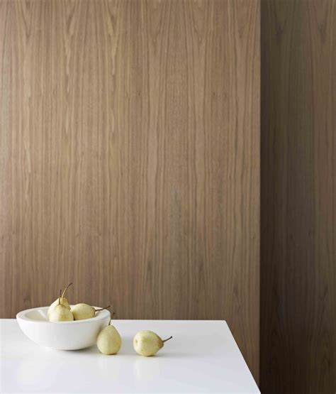 wall laminex fsc timber veneer tuscan walnut styling