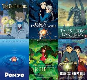 Studio Ghibli Movies by Exploring The Studio Ghibli Vault 2002 To 2011 Forever