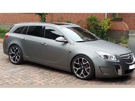 Bea Tunim opel insignia 2 8 v6 turbo sports tourer 4x4 soon