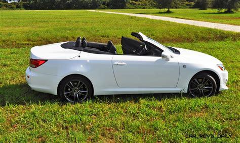 lexus is350c road test review 2014 lexus is350c f sport convertible