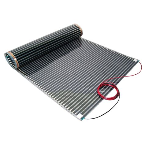 Electric Radiant Floor Heating Systems floorheat systems inc unveils electric radiant floor