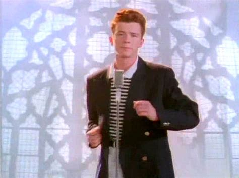 Know Your Meme Rick Roll - rick astley still picture rickroll know your meme