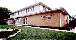 Hamilton S Funeral Home Des Moines Ia by Hamilton S Funeral Home 5400 Sw 9th Des Moines Iowa