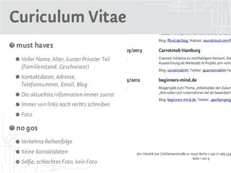 Fu Berlin Studienkolleg Bewerbung Bewerbung 2 0 Erstelle Und Nutze Dein Kompetenzprofil