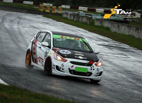 hyundai racing yllana gtr racing tests hyundai accent crdi for philippine gt