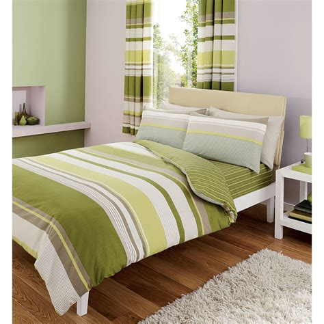 Modern Bedding Sets Uk Gaveno Cavailia Contemporary Stripes Complete Bedding Set