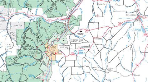 grand pa directions pennsylvania grand map