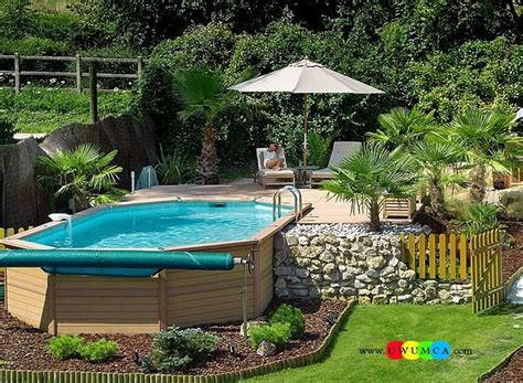 Above Ground Pool Backyard Ideas by Swimming Pool Cool Swimming Pool Deck Ideas Inground