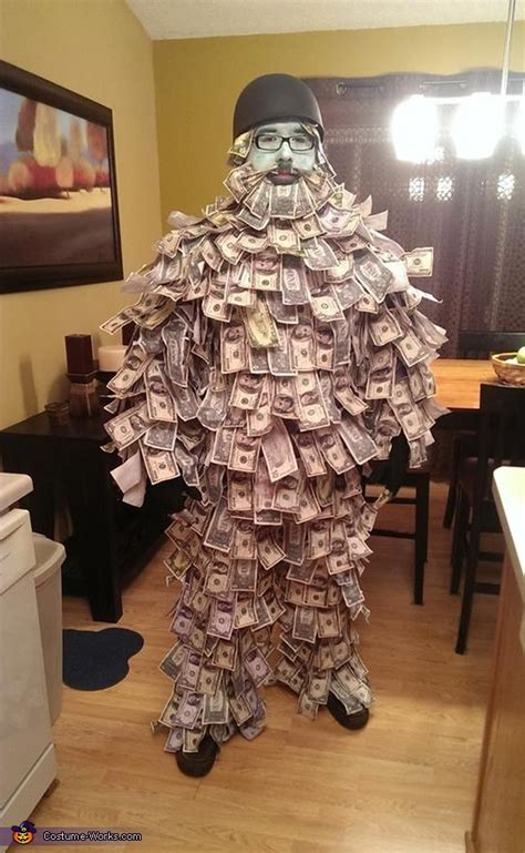 geico money man costume mind blowing diy costumes