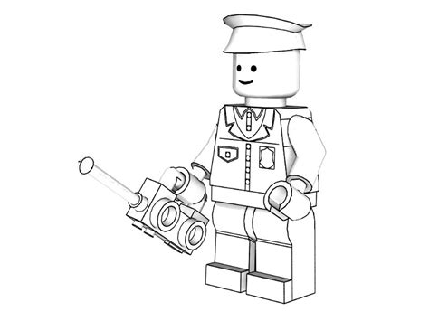 free coloring pages lego models