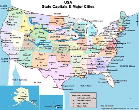 usa map with states and cities quiz usa map with states and capital city