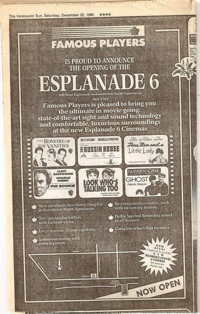 cineplex esplanade cineplex cinemas esplanade in north vancouver ca cinema