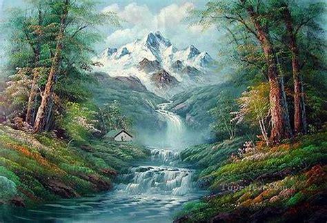 bob ross landscape painting techniques cheap freehand 12 bob ross landscape painting in