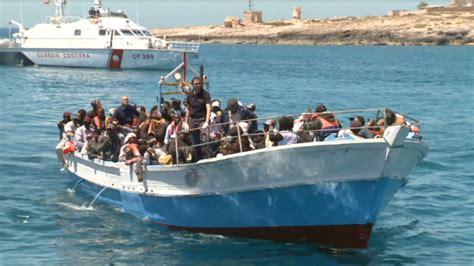 refugee boat libya a tease libya refugee boats youtube