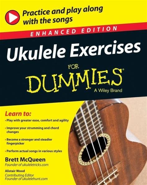 ukulele exercises  dummies enhanced edition