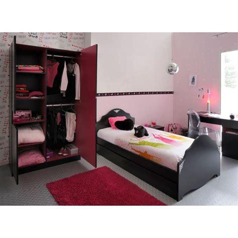 photo de chambre de fille ado chambre ado fille violet noir