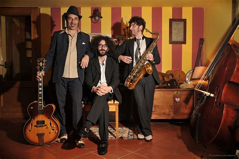 italian swing hire vintage jazz band italian swing jazz band