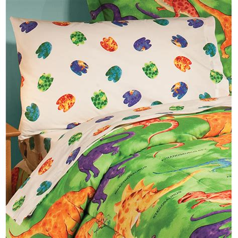 dinosaur bed set crayola dinosaurs bedding sheet set crayola kids bedding