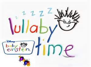 Baby einstein lullaby time soothing sounds for 3 pictures