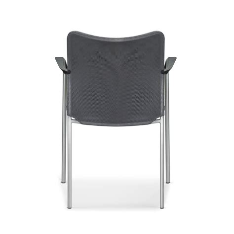 Back Of Chair by Allseating Inertia Mesh Side Chair Office Seating Side