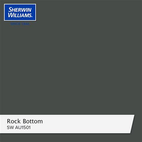 i really like this paint colour rock bottom what do you think http www sherwin williams