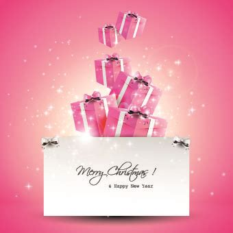 Free Gift Cards 2014 - 2014 christmas cute gift cards vector free vector in encapsulated postscript eps