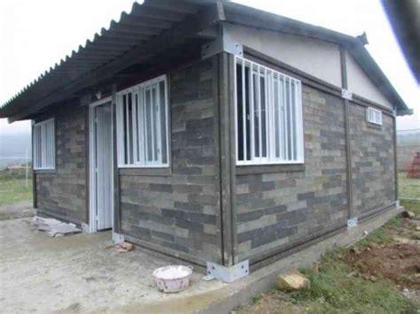 Pvc Cabins by Ladrillos De Pl 225 Stico Reciclado Para Autoconstrucci 243 N