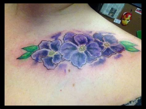 african violet tattoo designs my violets tattoos violet