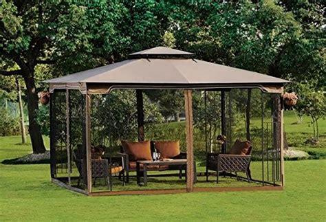 Best Buy Garden Gazebos Best Buy Patio Furniture Gazebo With 4 Sided