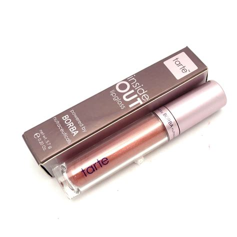 Tarte Inside Out Vitamin Lipgloss by Tarte Inside Out Vitamin Infused Lipgloss Lip Gloss Ebay