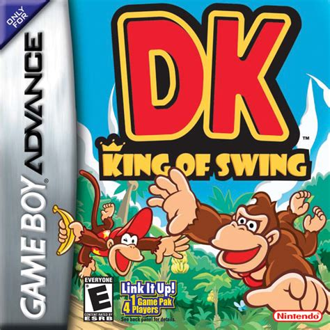 Dk King Of Swing Game Boy Advance Ign