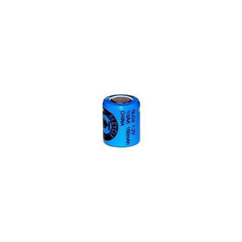 Motorrad Batterie 9v by Batterie Nicd 1 3 Aa 1300 Mah Flachkopfbatterie 1 2v
