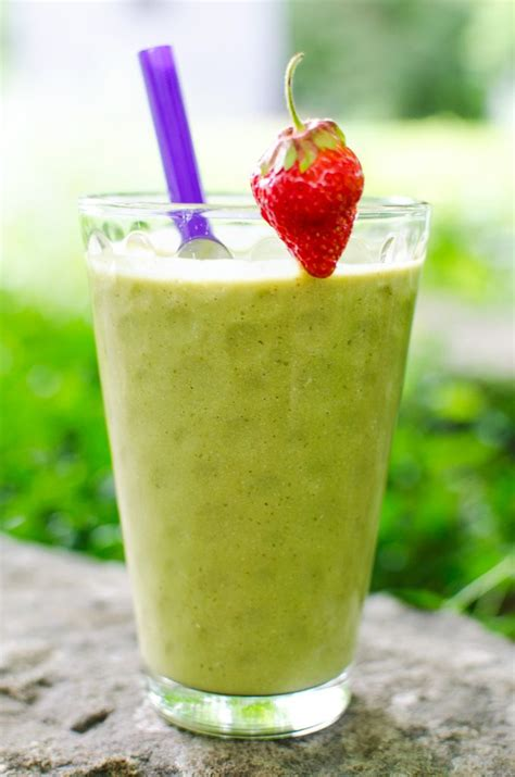 Strawberry Banana Smoothie Recipe Detox by Strawberry Swiss Chard Smoothie Recipe The Sweet