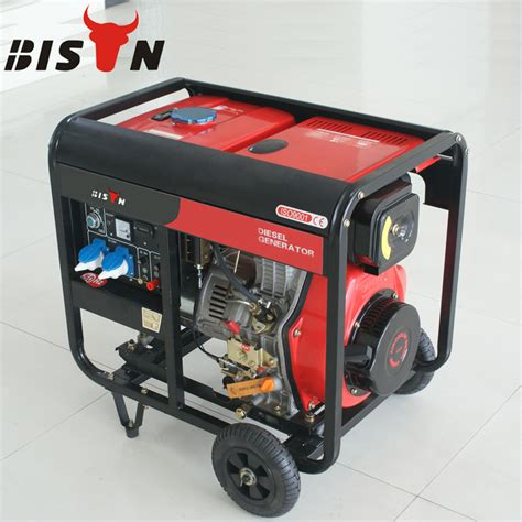bison china taizhou 2kw small diesel generator for house