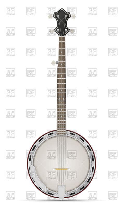 banjo clip banjo royalty free vector clip image 153276 rfclipart