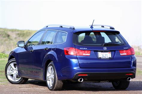 acura station wagon acura tsx sport wagon on the way out autoblog
