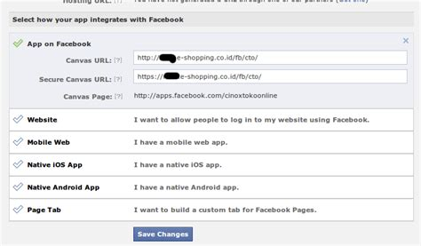fb canvas adalah dendie build facebook apps