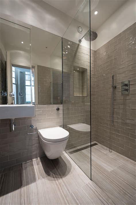 knightsbridge apartment modern bathroom by